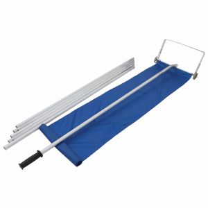 30' Sectional Roof Rake with Slide
