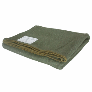 Wool Camp Blanket - Assorted