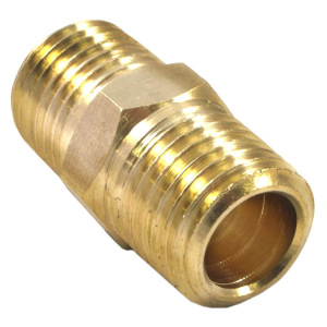 "1/4"" MNPT x 1/4"" MNPT Air Hose Coupling"