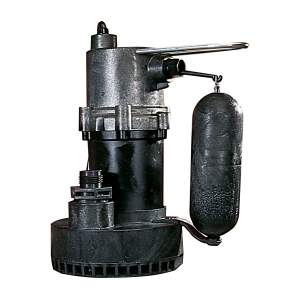 Big John 1/4 Horsepower Sump Pump