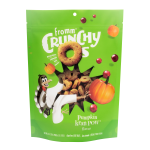 Crunchy Os Pumpkin Kran Pow Dog Treats