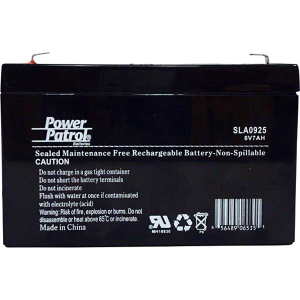 6 Volt Gel Cell Battery