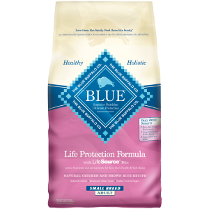 Life Protection Chicken & Brown Rice Dog Food-Small Breed Adult