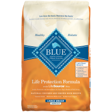 Life Protection Chicken & Brown Rice Dog Food-Large Breed Adult image