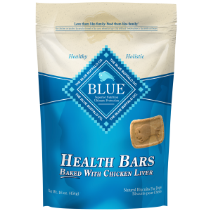 Chicken Liver Health Bars Dog Treats
