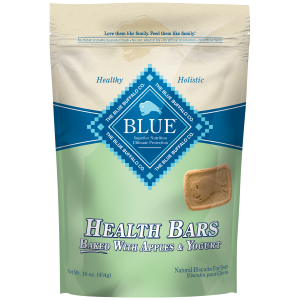 Apple & Yogurt Health Bars Dog Treats