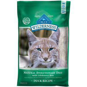 Wilderness Duck Recipe Cat Food-Adult