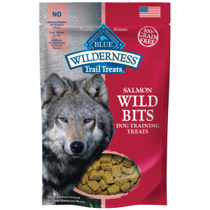Wilderness Wild Bits Salmon Dog Treats