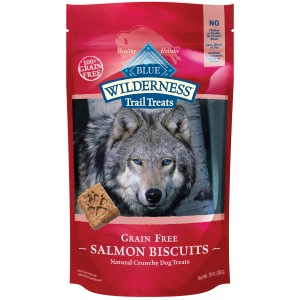 Wilderness Salmon & Chicken Trail Dog Treats