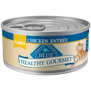 Healthy Gourmet Flaked Chicken Entree Canned Cat Food