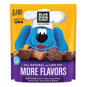 More Flavors Dog Biscuits