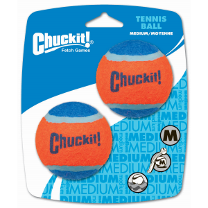 2 pack Tennis Balls Dog Toy