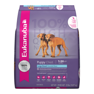 Large Breed Premium Puppy Food
