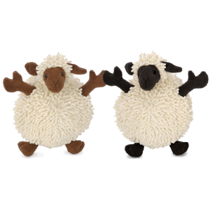 Fuzzy Wuzzy Sheep - Assorted Colors