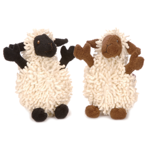 Fuzzy Wuzzy Lamb - Assorted Colors
