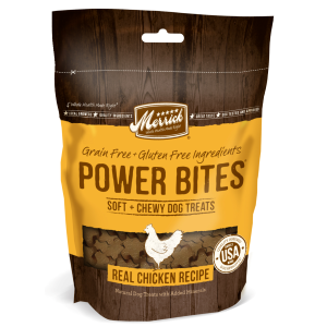 Power Bites Dog Treats - Chicken