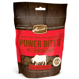 Power Bites Dog Treats - Texas Beef