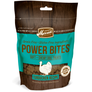 Power Bites Dog Treats - Turducken