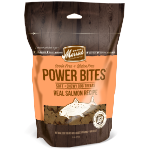 Power Bites Dog Treats - Salmon