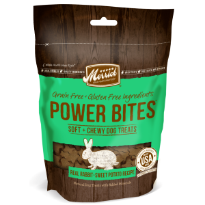 Power Bites Dog Treats - Rabbit & Sweet Potato
