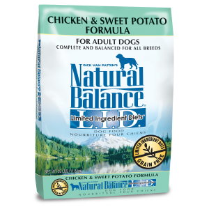 Limited Ingredient Diets Chicken & Sweet Potato Dry Dog Formula