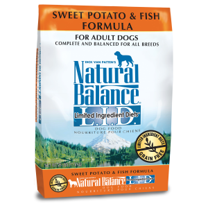 Limited Ingredient Diets Sweet Potato & Fish Dry Dog Formula