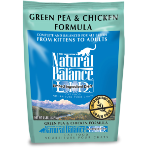 Limited Ingredient Diets Green Pea & Chicken Dry Cat Food