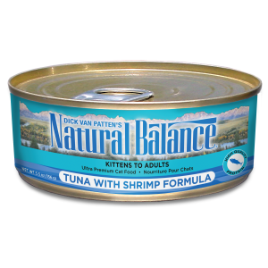 Ultra Tuna with Shrimp Formula Cat Food