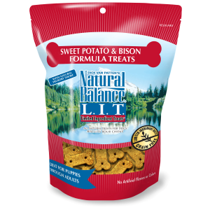 Sweet Potato & Bison Meal Formula Dog Treats