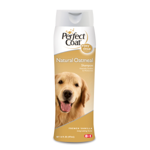 Natural Oatmeal Shampoo For Dogs