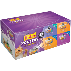 Poultry Variety Pack Canned Cat Food