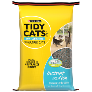 Instant Action Non-Clumping Cat Litter