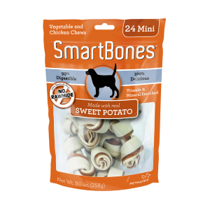 Sweet Potato Classic Bone Chews
