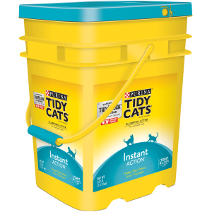 Instant Action Cat Litter