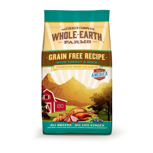 Grain Free Turkey and Duck Dry Dog Food Recipe