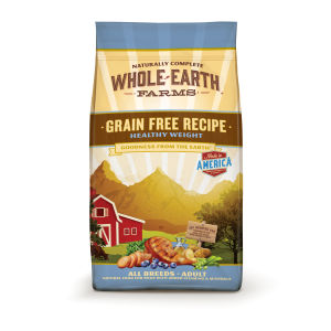 Grain Free Healthy Weight Dry Dog Food Recipe