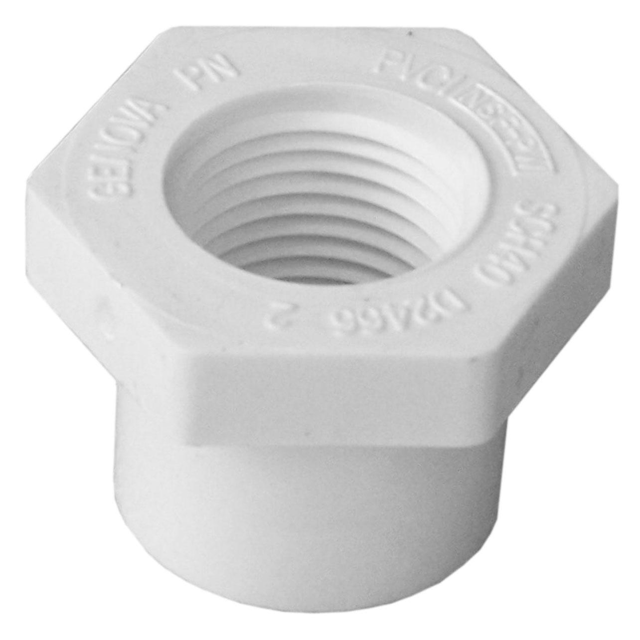 PVC Reducing Bushing (SPIGOT x FIP)