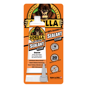 Silicone Sealant - Clear