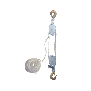 Heavy Duty Rope Pulley Hoist