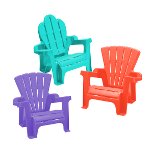 Kid's Adirondack Chair - Assorted