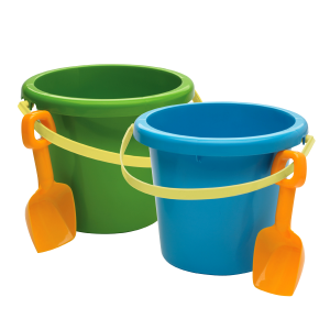 Jumbo Pail & Shovel - Assorted