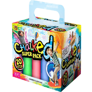 Sidewalk Chalk Super Set