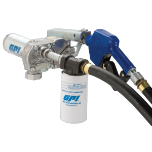 Pump Combo with Automatic Nozzle and Filter
