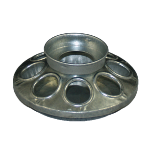 Poultry Feeder Base Quart Size