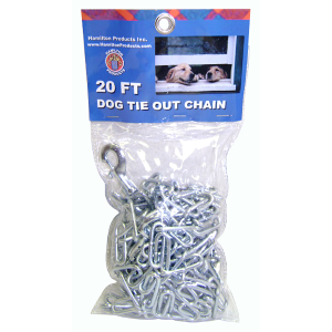 Dog Tie-Out Chain