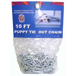 Puppy Size Tie-Out Chain