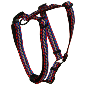 Adjustable Comfort Dog Harness-Weave Design