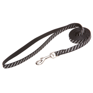 Reflective Snag-Proof Braided Pet Leash with Hash Marks
