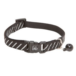 Adjustable Reflective Snag-Proof Pet Collar with Hash Marks