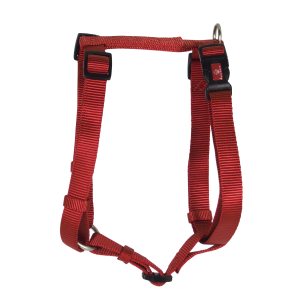 Fully Adjustable Dog Harness with Deluxe Webbing